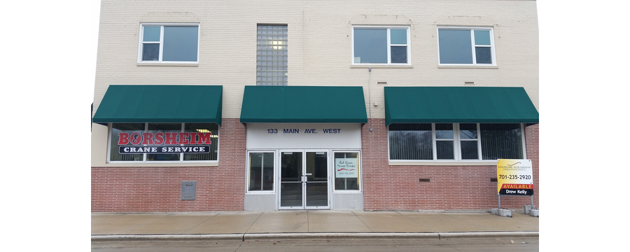 Red River Massage Building